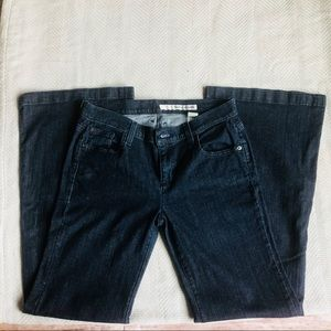 DKNY Soho Flare Jeans size 6